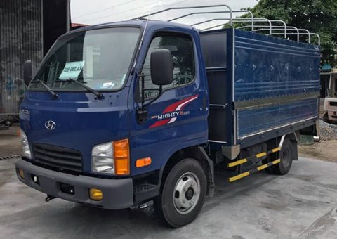Hyundai mighty n250