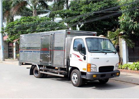 Xe hyundai mighty n250sl thùng kín