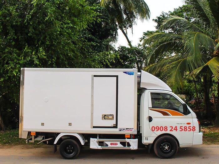 Đại lý bán xe tải Hyundai uy tín tại Tp.HCM