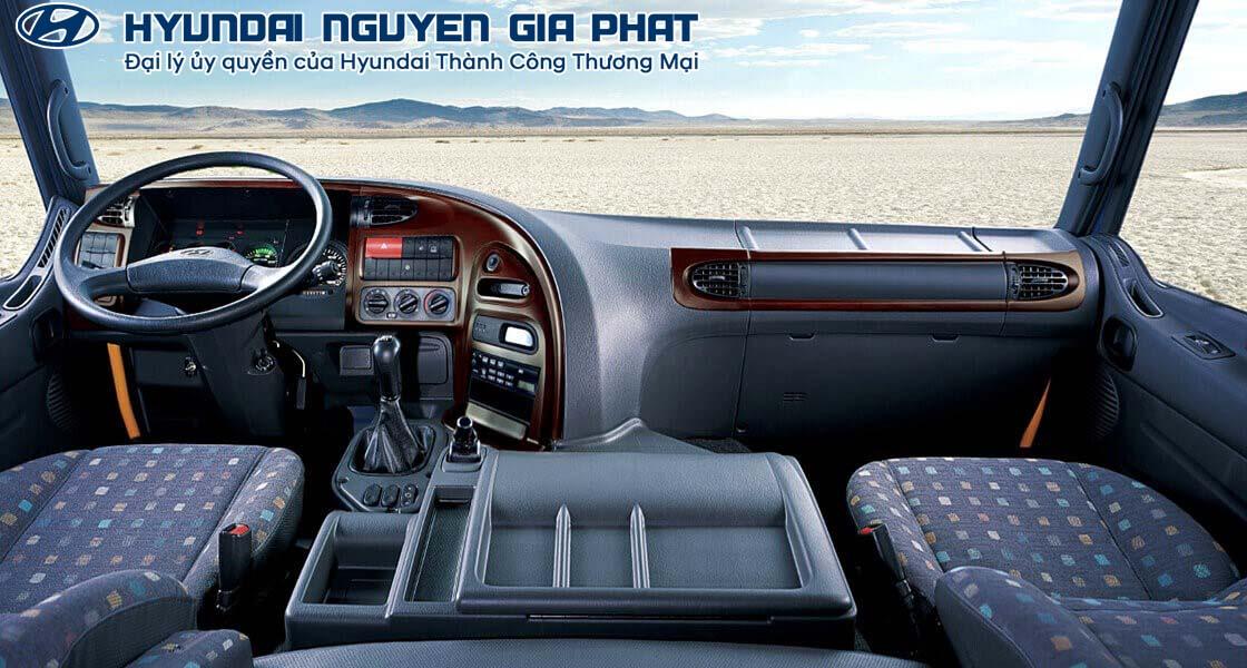 xe tải 3 giò 15 tấn Hyundai HD260