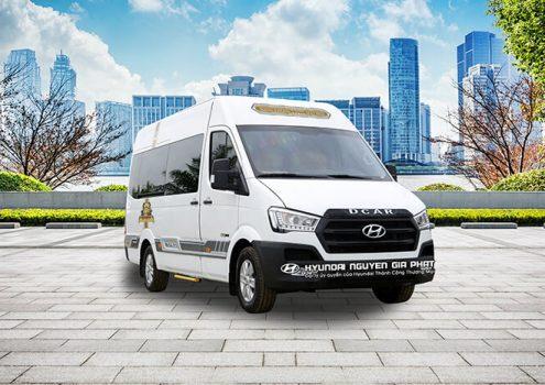 Hyundai Solati Lemousine Dcar
