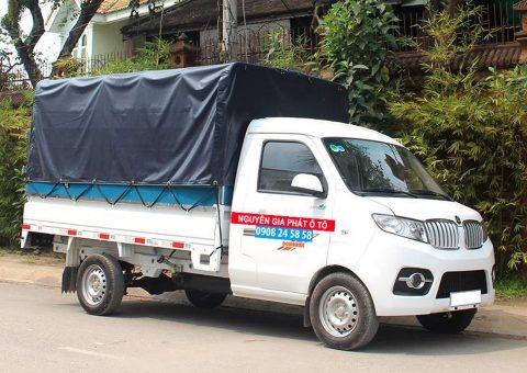 xe tải dongben t30 990kg mui bạt