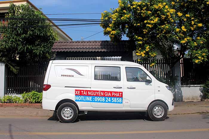 xe bán tải dongben x30 2 chỗ ngồi