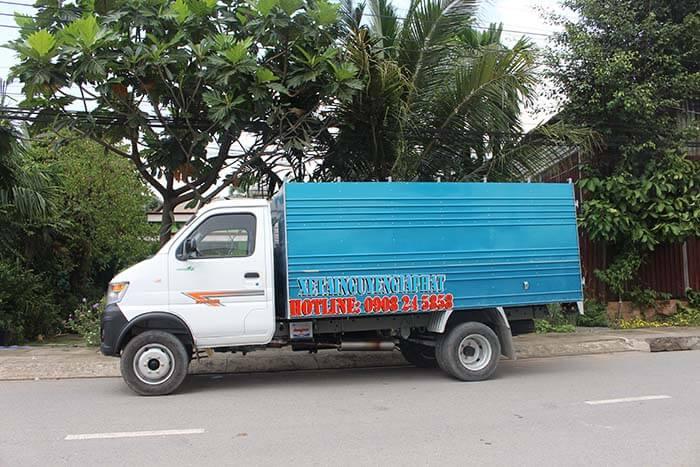 Xe tải dongben Q20 1t9