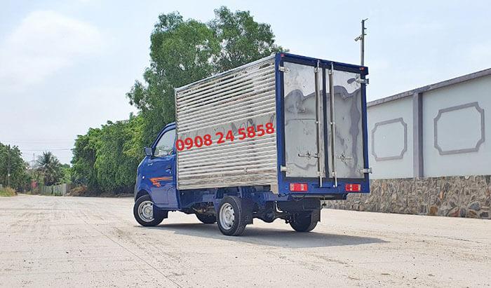 Đánh giá xe tải dongben 870kg